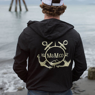 Stay Salty Maritime Light Zip Unisex - Mountains & Mermaids