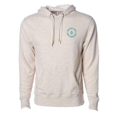 Mt. Mermaid Unisex Hoodie - Mountains & Mermaids