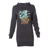 Poseidon Hoodie Dress - Mountains & Mermaids