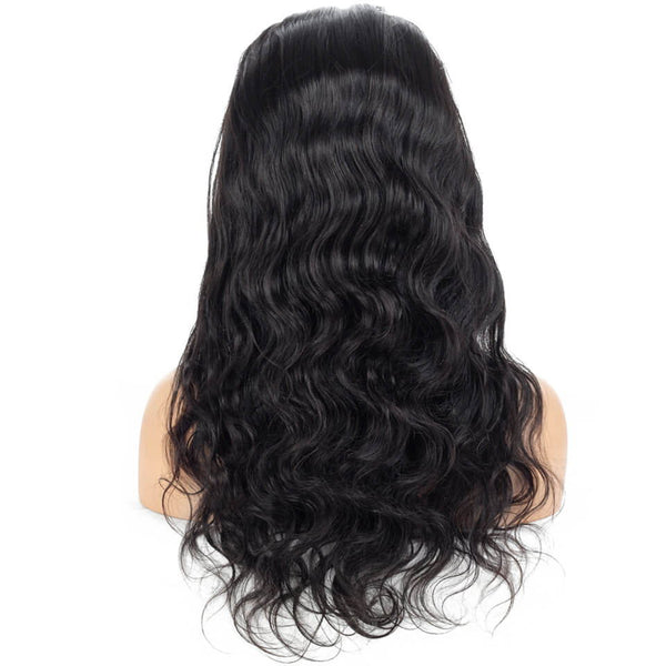 360 Wig Body Wave Hair Wigs Pre Plucked