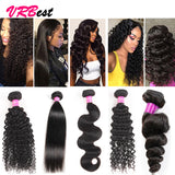 Wholesale Price 8A Human Hair Weave Bundles Body Wave Straight Curly Loose Deep Wave