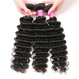 Wholesale Price (5 Pieces at least) 8A Human Hair Weave Bundles Body Wave Straight Curly Loose Deep Wave