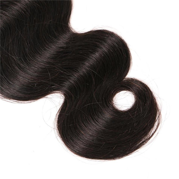 VRBest Brazilian Peruvian Malaysian Indian Virgin Hair Body Wave 1 Bundle