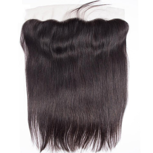 VRBest 13*4 Ear To Ear Lace Frontal Closure Virgin Human Straight Hair
