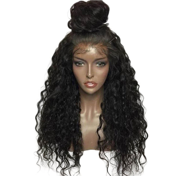 360 Wig Loose Wave Hair Wigs Pre Plucked