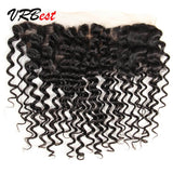 Wholesale Price Lace Frontal Closure Virgin Human Hair Body Wave Straight Curly Loose Wave Deep Wave
