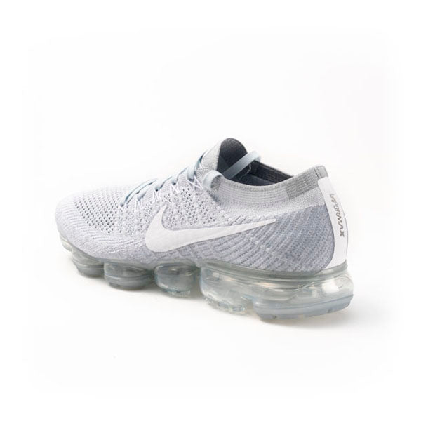"Air Vapormax Flyknit ""Pure Platinum"""