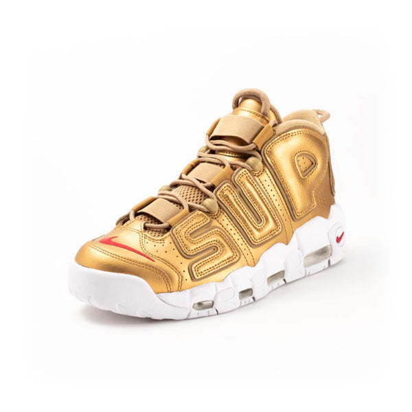 "Air More Uptempo X Supreme ""Gold"""
