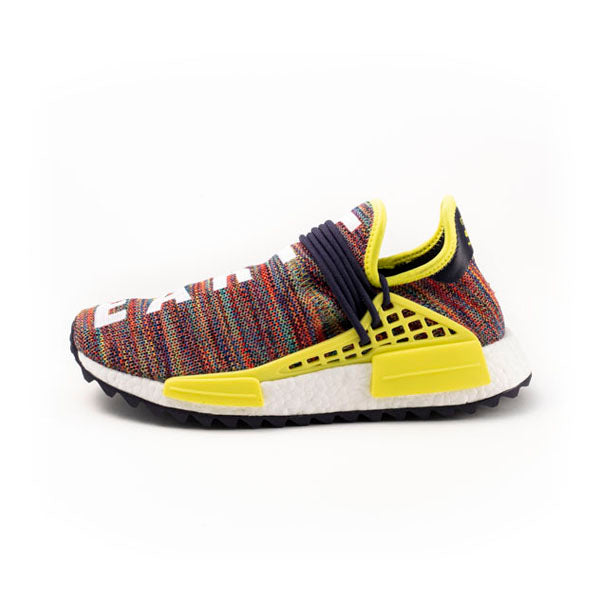 "Pharrell x adidas NMD Human Race ""Noble Ink"""