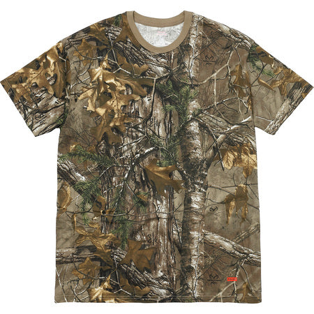 Supreme Hanes Realtree Tagless Tee Pack of 2