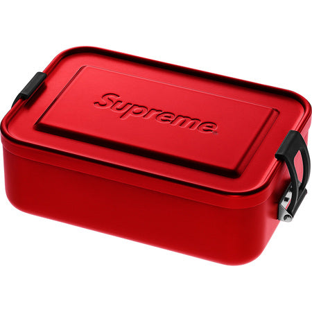 SIGG Small Metal Box Plus Red