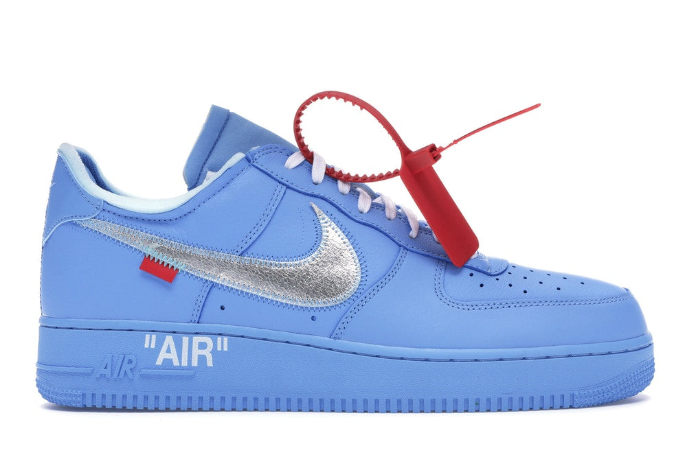 Nike Air Force 1 Low Off-White University Blue