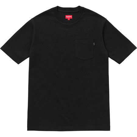 Pocket Tee Black
