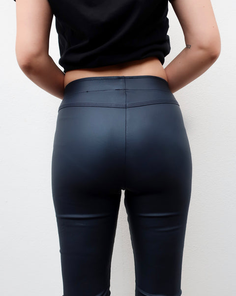 Aleia Leggings Navy