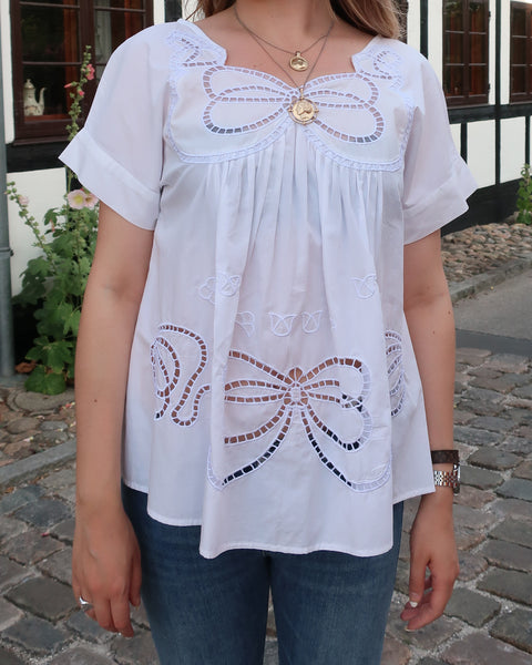 Hammam Blouse White
