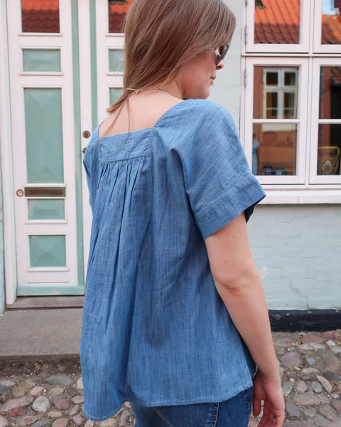 Hammam Blouse Denim
