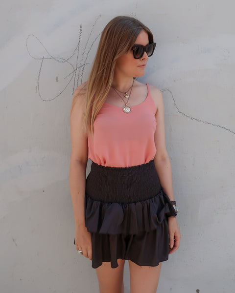Carin Skirt Antracit