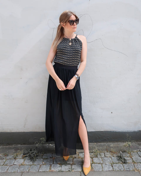 Lecia Long Skirt