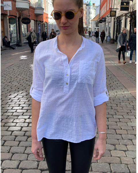 Maggie Solid Shirt