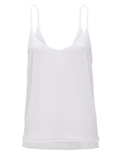 Frida Top Off White