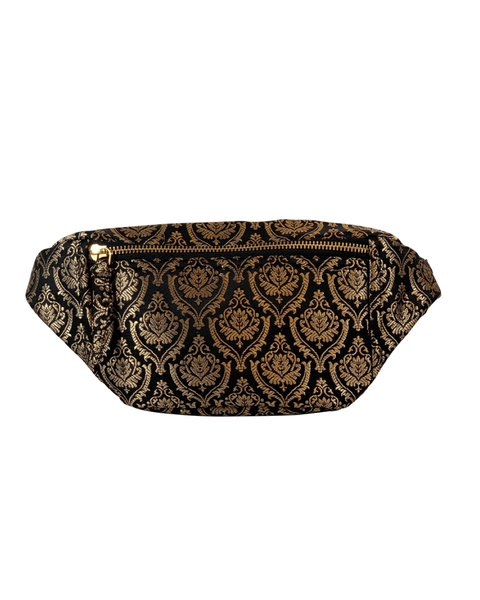 Eden bag Jacquard Black