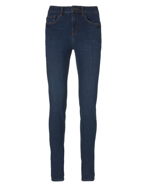 Diva Skinny 3D Diamond blue Denim Blue