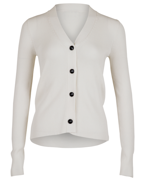 Ditte Cardigan Off White