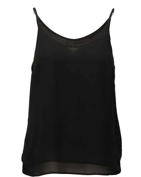 Frida Top Black