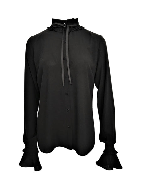 Gemma Shirt Black