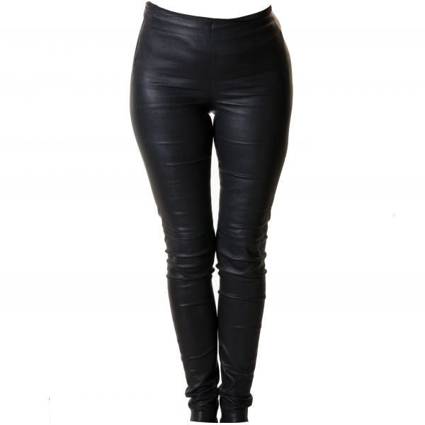 Stretchable Leggings Black