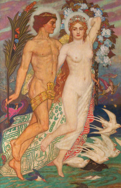 John Duncan - Fand and Manannan
