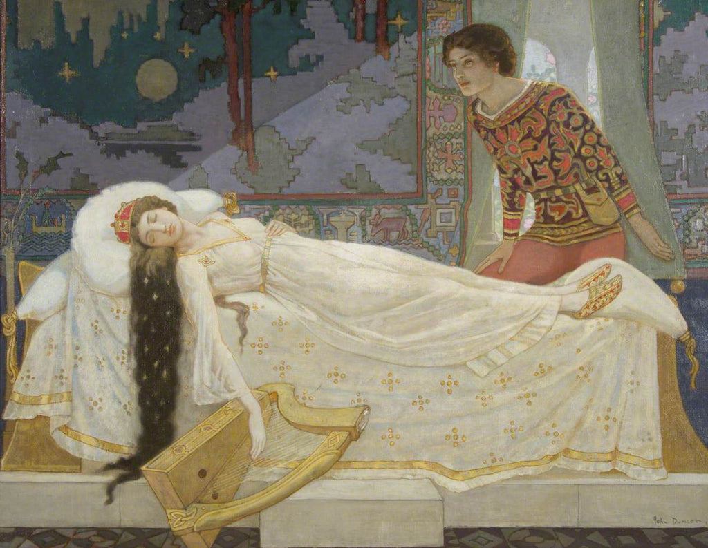John Duncan - The Sleeping Princess