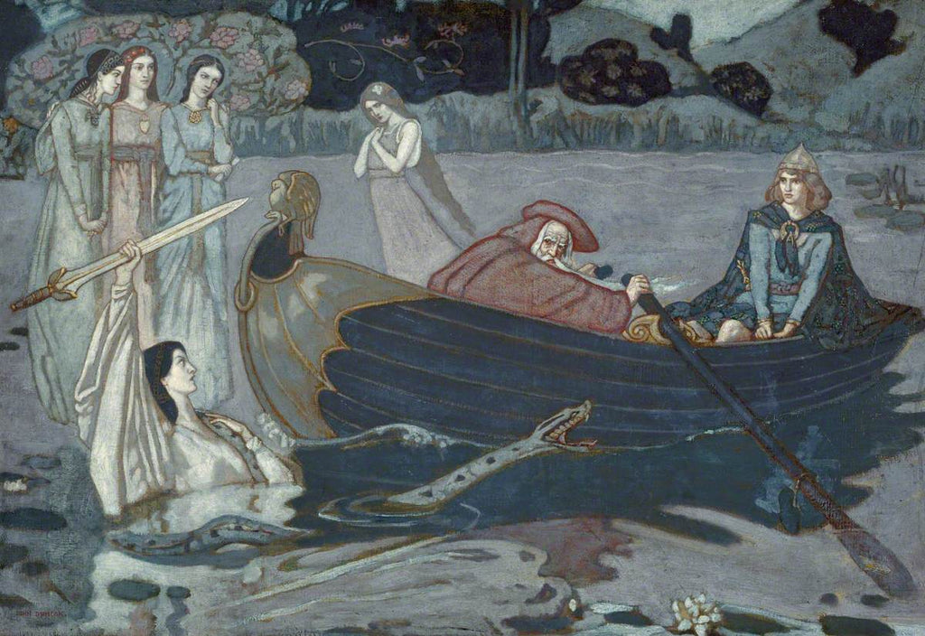John Duncan - The Taking of Excalibur