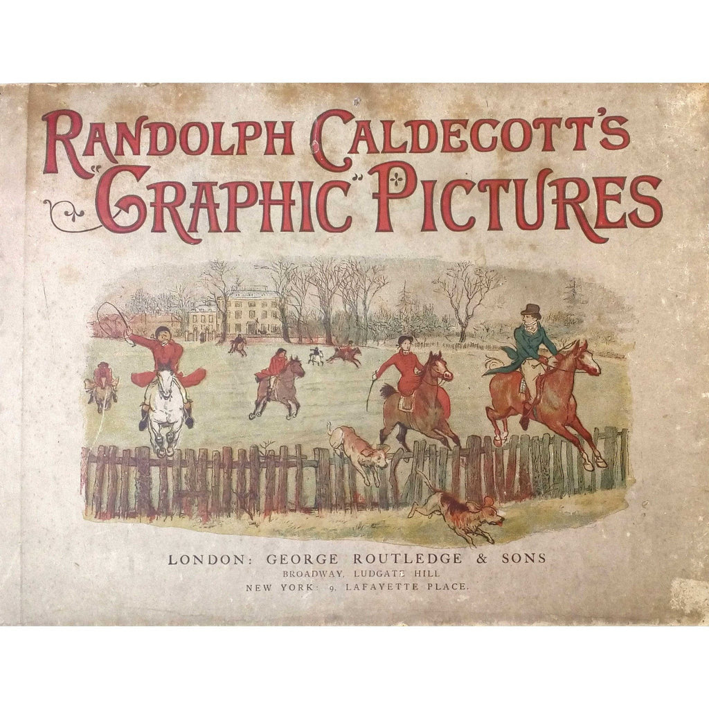 Illustrated Books - Randolph Caldecott's
