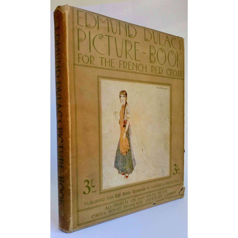 Illustrated Books - Edmund Dulac's Picture-Book for the French Red Cross