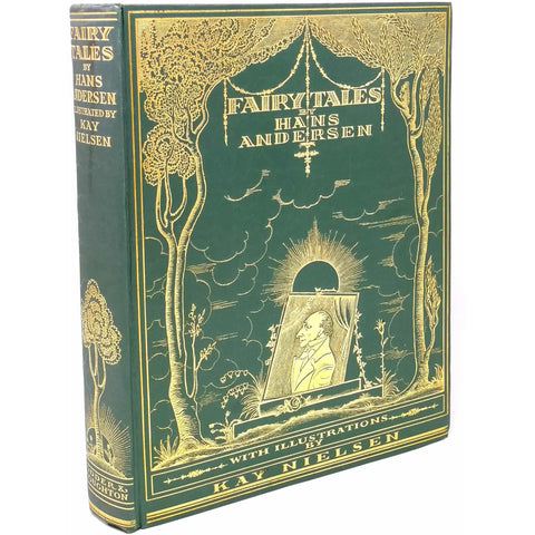 Illustrated Books - Fairy Tales by Hans Andersen illustrated by Kay Nielsen