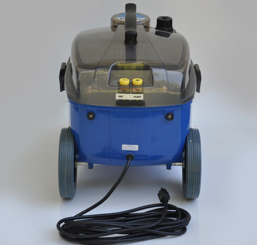 professional carpet upholstery vacuum cleaner canister by aqua pro vac ebay. Black Bedroom Furniture Sets. Home Design Ideas