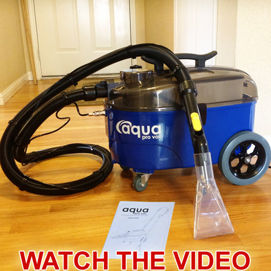 Carpet Cleaning Machine Spotter Extractor Auto