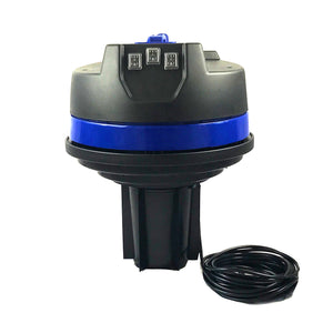 20 Gallons Industrial Gutter Wet & Dry Vacuum 240v, 3600W, 3 x Motors