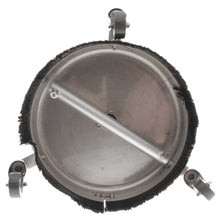 "Load image into Gallery viewer, 12"" Rotary Flat Surface Cleaner, 4000 psi, 6GPM Stainless Steel with 1/4"" f Quick-Connector."