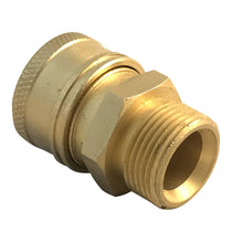Load image into Gallery viewer, Pressure Washer M22 male screw thread, to quick connect 3/8 inch female coupling