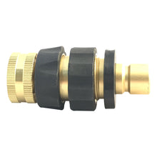 Load image into Gallery viewer, Garden Hose Connector Kit, Female Garden Hose inlet,
