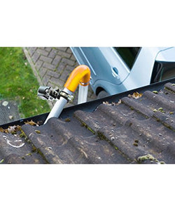 Wireless Gutter Cleaning Inspection Camera & Monitor Holder for High Level Gutter Cleaning