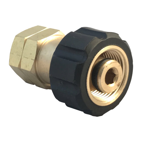 """Pressure Washer 1//4/"""" Female NPT Brass Quick Connect Coupler For CleaningMachi-CH"""