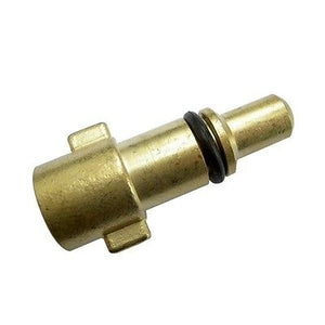 Nilfisk Alto Pressure Washer Adapter Bayonet Lance Connector to 1/4 inch thread