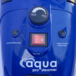 Aqua Pro Steamer - Multi-Purpose Steam Cleaner
