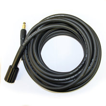 Load image into Gallery viewer, 25 Foot Karcher Replacement Pressure Washer Hose M22F to Click (fits New Karcher trigger guns)