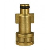 "Bosch Pressure Washer Adapter Bayonet, 2000 psi, 1/4"" bsp thread"