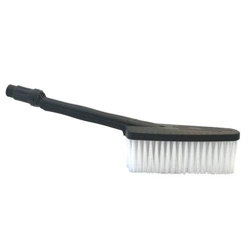 Low Pressure Washer Brush for Window Cleaning, Car Wheels and Rims for Electric Pressure Washers, M22 male fitting