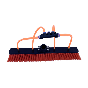 "16"" Superlite Cleaning Brush for Solar & Windows for water fed poles"